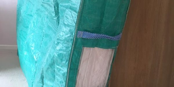 Protective materials, such as mattress covers